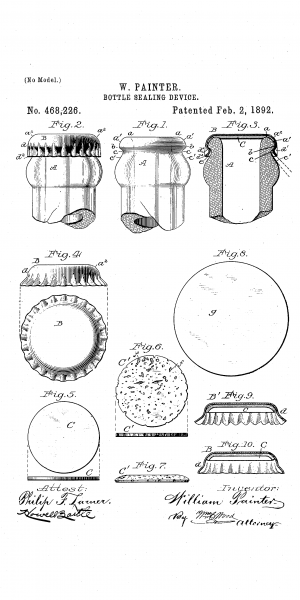 Bottle-Sealing Device